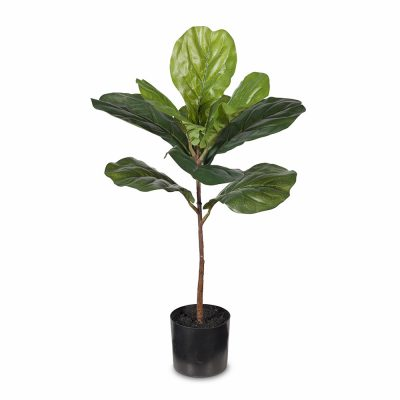 Real-touch-Fiddle-Leaf-Plant