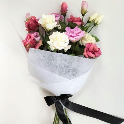 Artificial-Lisianthus-Bouquet