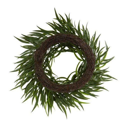 Artificial-Eucalyptus-Wreath