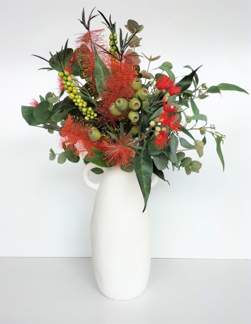 Tall-festive-flower-arrangement