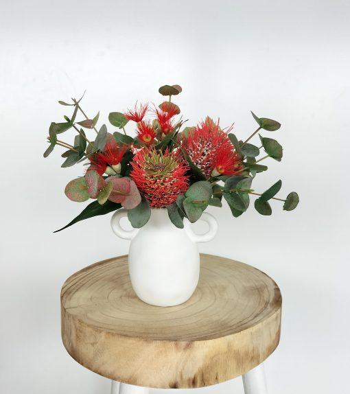 Small-Table-Christmas-Flower-Arrangement