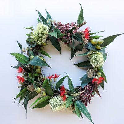 artificial-native-flower-wreath
